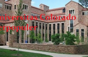 Universitas Colorado Terpopuler