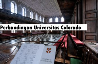 Perbandingan Universitas Colorado